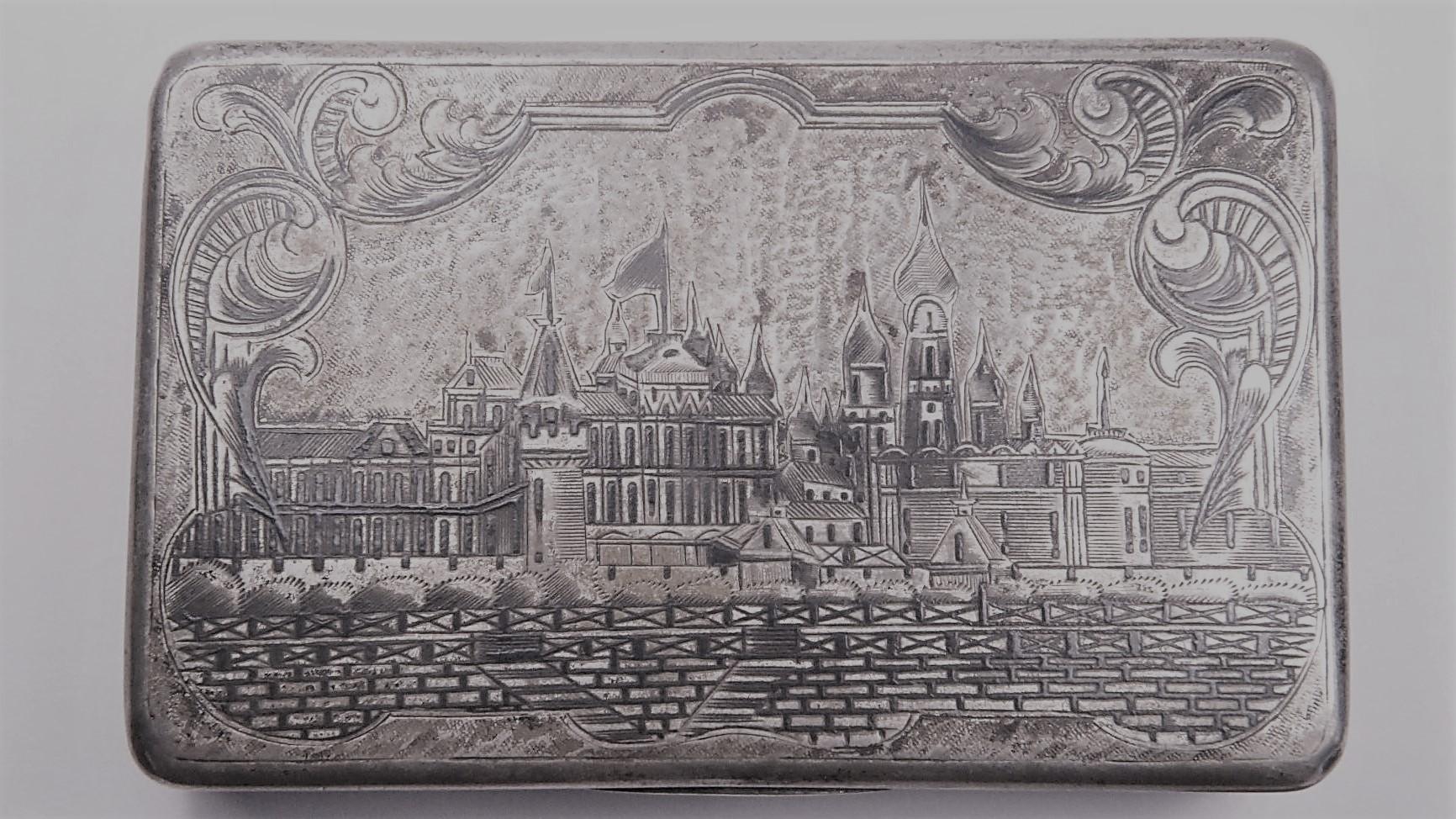 Бирмингемские серебряные изделия
