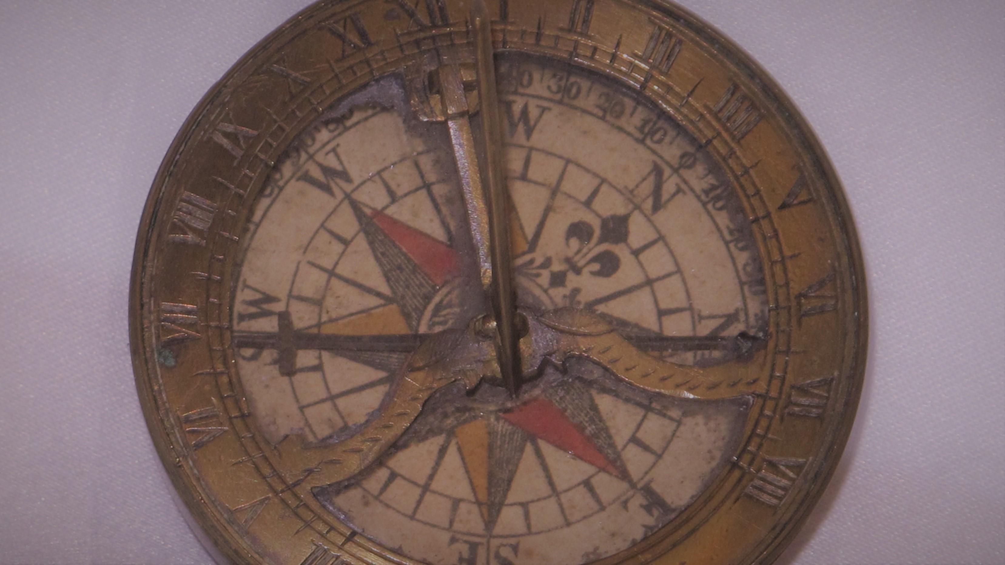 Навигационные приборы для кораблей в средние века