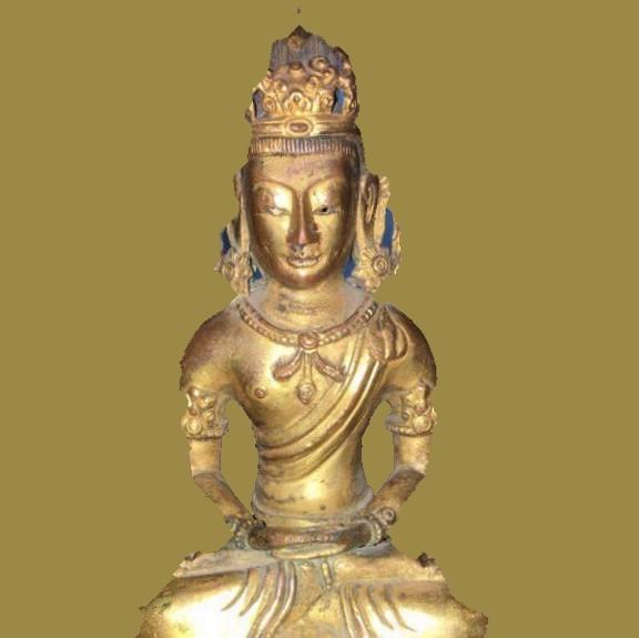 Скупка статуэток Будды