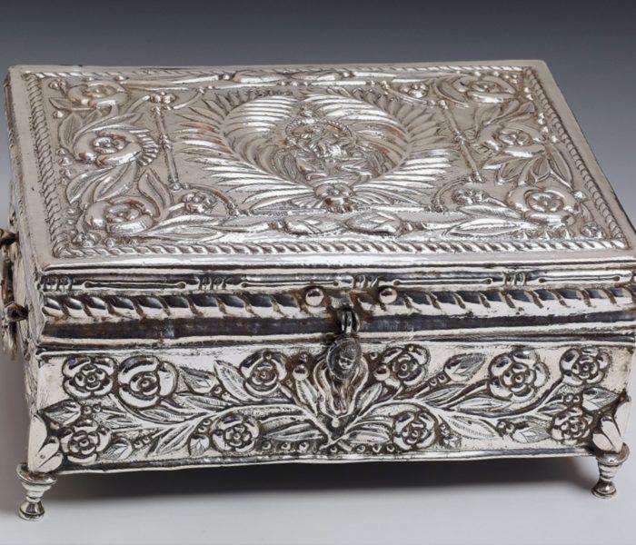 Федеральное и имперское американское серебро 19 века