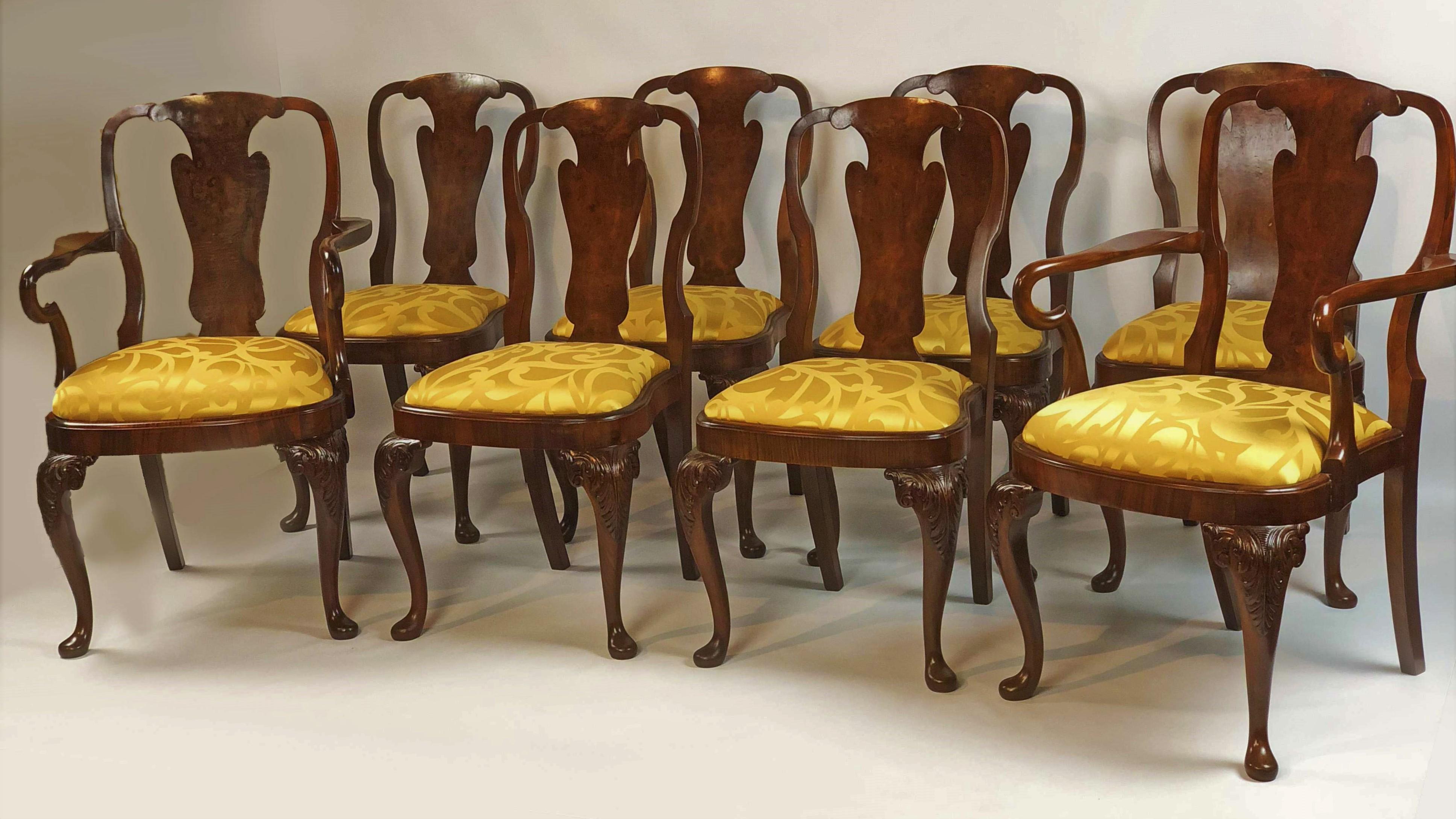 Мебель в стиле королевы Анны